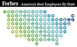 forbes best employers by state